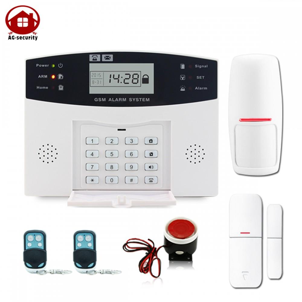 Báo trộm không dây SL 100 GSM