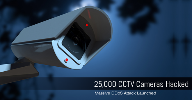 Camera an ninh dỏm tiếp tay hacker, gây chậm Internet ở VN